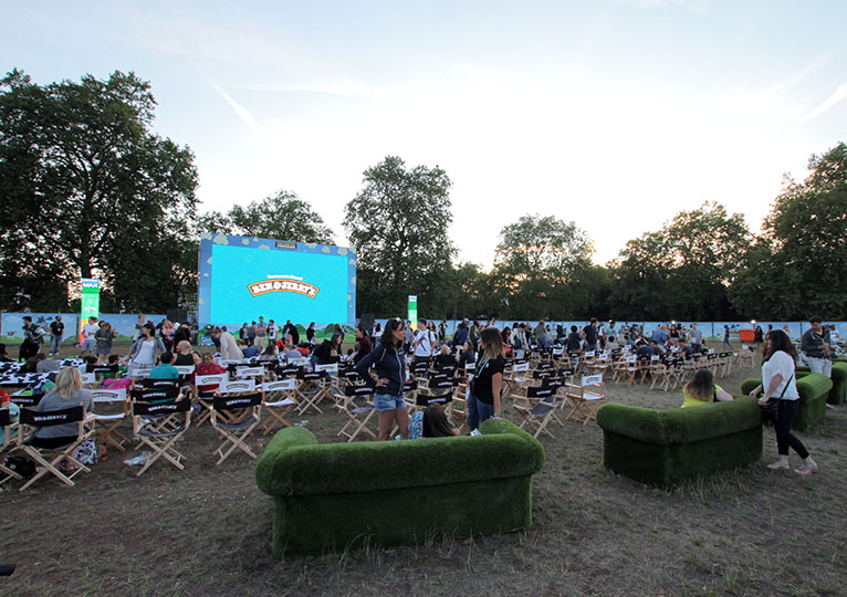 Fonix LED - Experiential Marketing LED Screen Hire