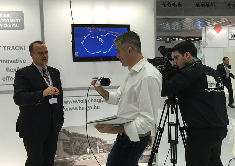 Fonix LED - Event TV - Case Study - ITU