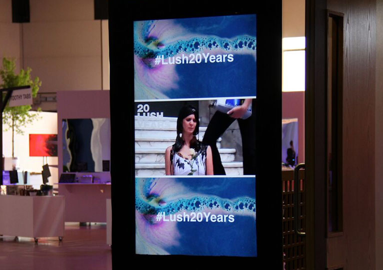 Exhibition Screen Hire