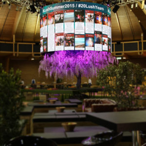 Fonix LED - LED Screen Hire - Social Media Walls