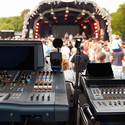 Fonix LED - Technical Solutions - Audio Visual Hire Equipment