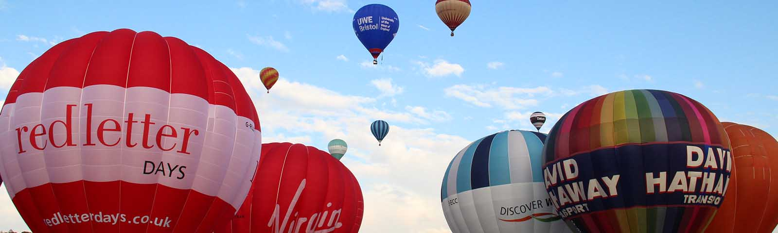 Bristol International Balloon Fiesta - Fonix LED