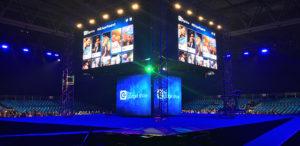 Gadget Show Live Super Theatre - Fonix LED