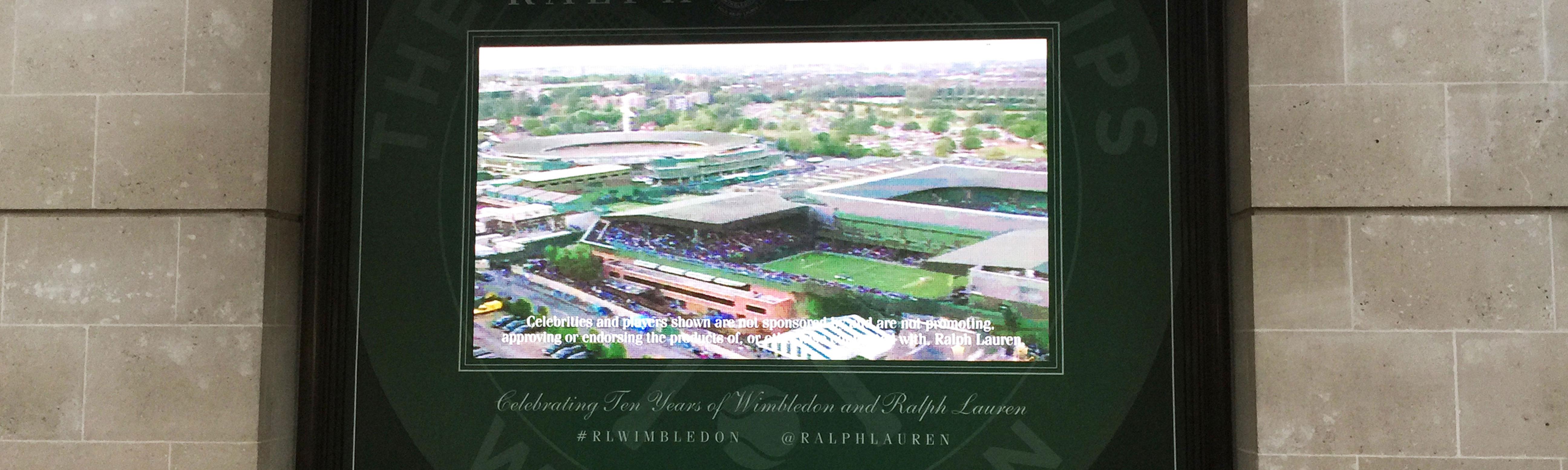 Ralph Lauren Wimbledon - Fonix LED