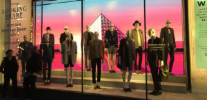 Topshop AW 2015 Window Display - Fonix LED